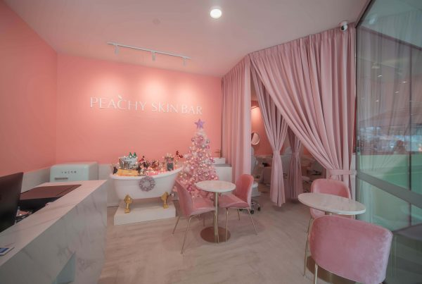 Peachy Skin Bar - Commercial