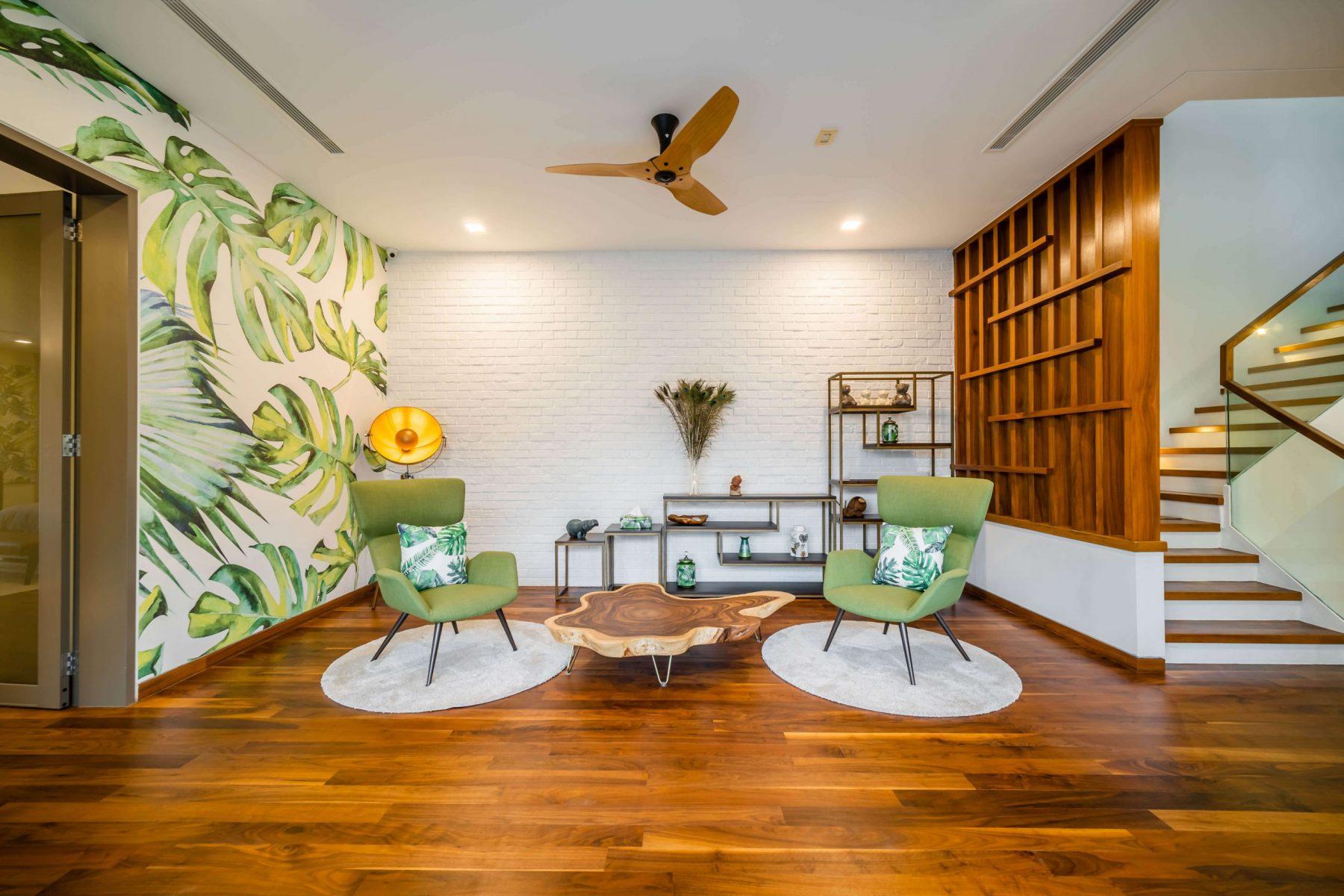 Singapore Interior Design: Get Natural with Scandinavian