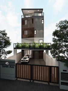 Surin Avenue - Landed Rebuild