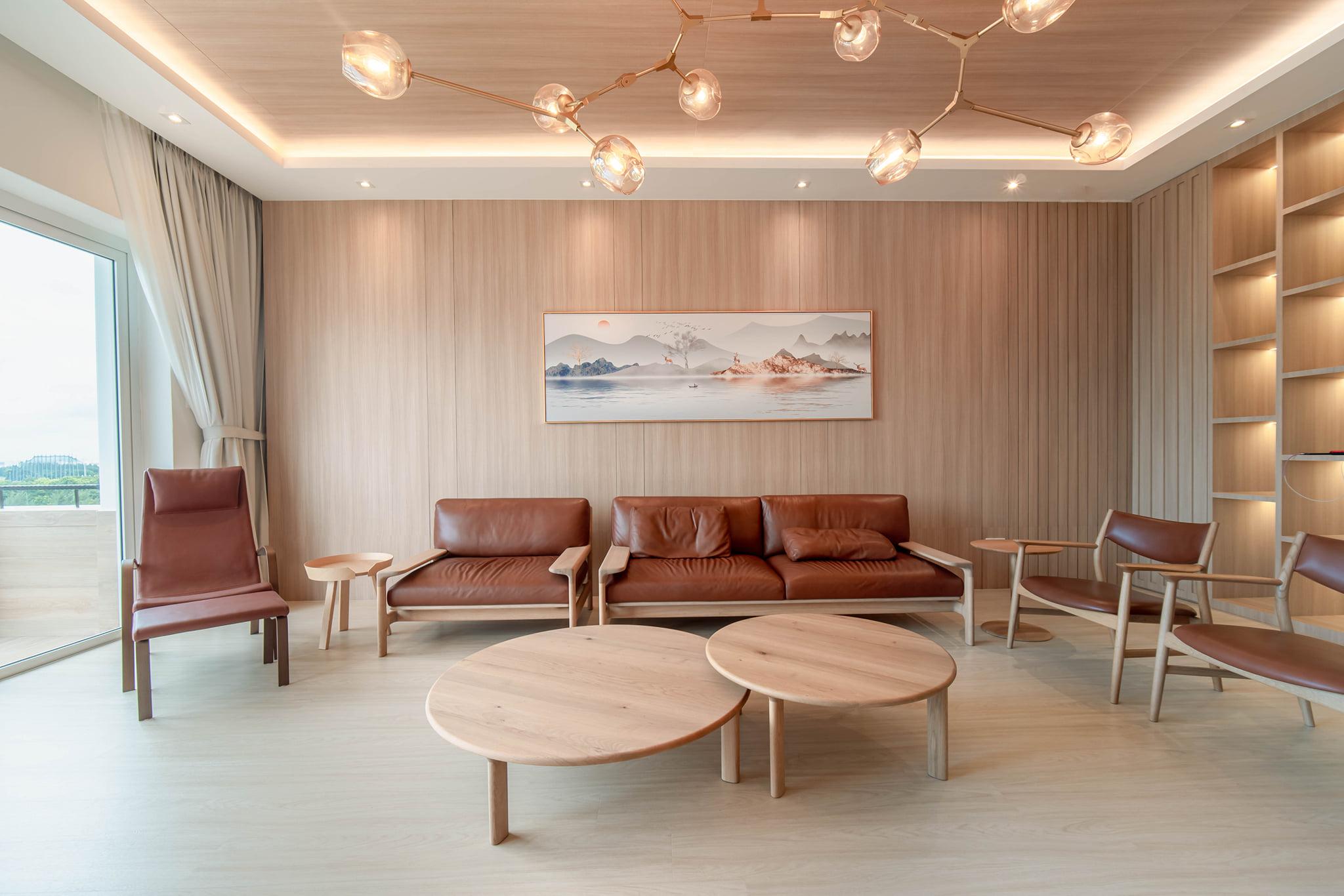 Costa Rhu Condominium Interior Design by JJ Yang + Jimmy Liew
