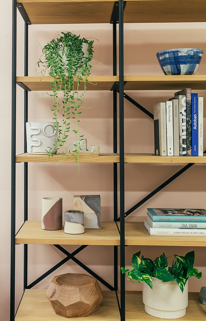 Fool-Proof Tips for Decorating Open Shelving