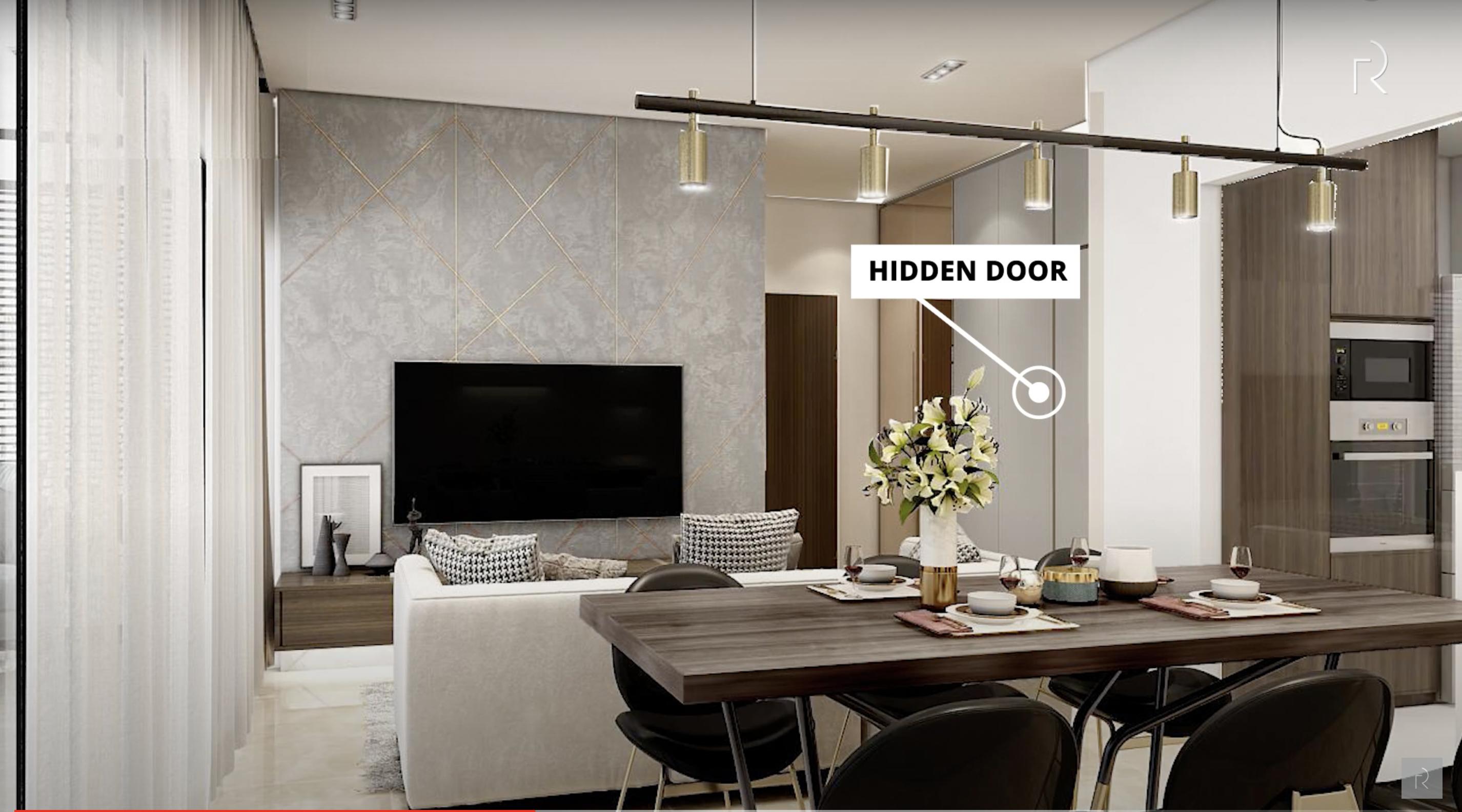 Artra Condominium Interior Design in Singapore