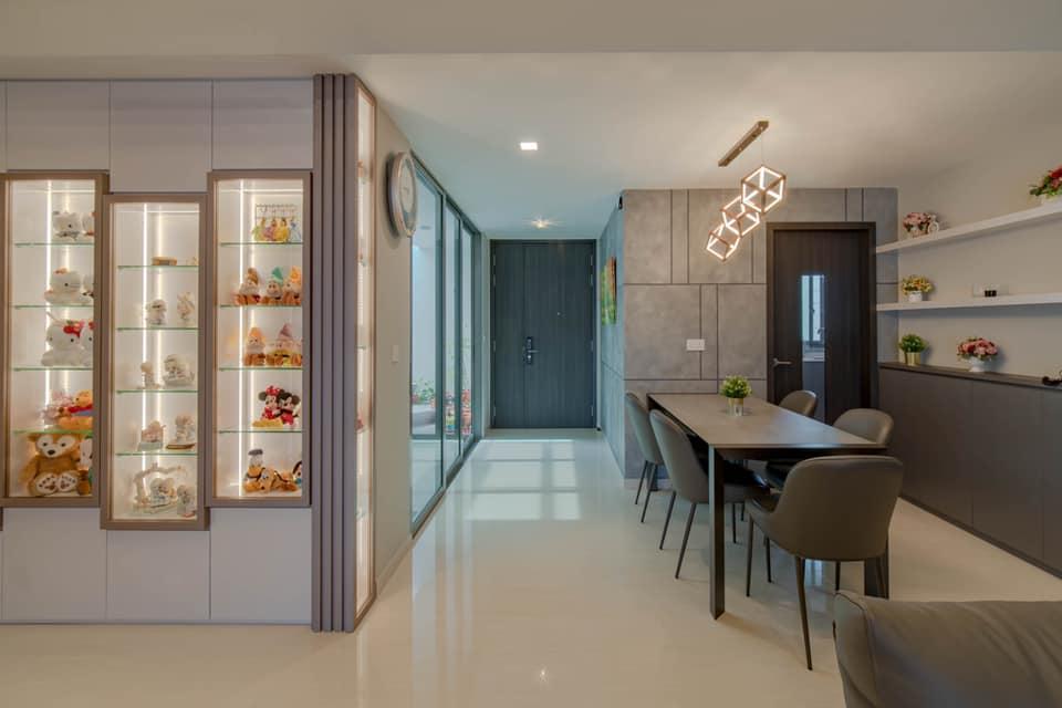 Designed by Leonard Chung+Tony Teng: Double Bay Residence Condo Singapore