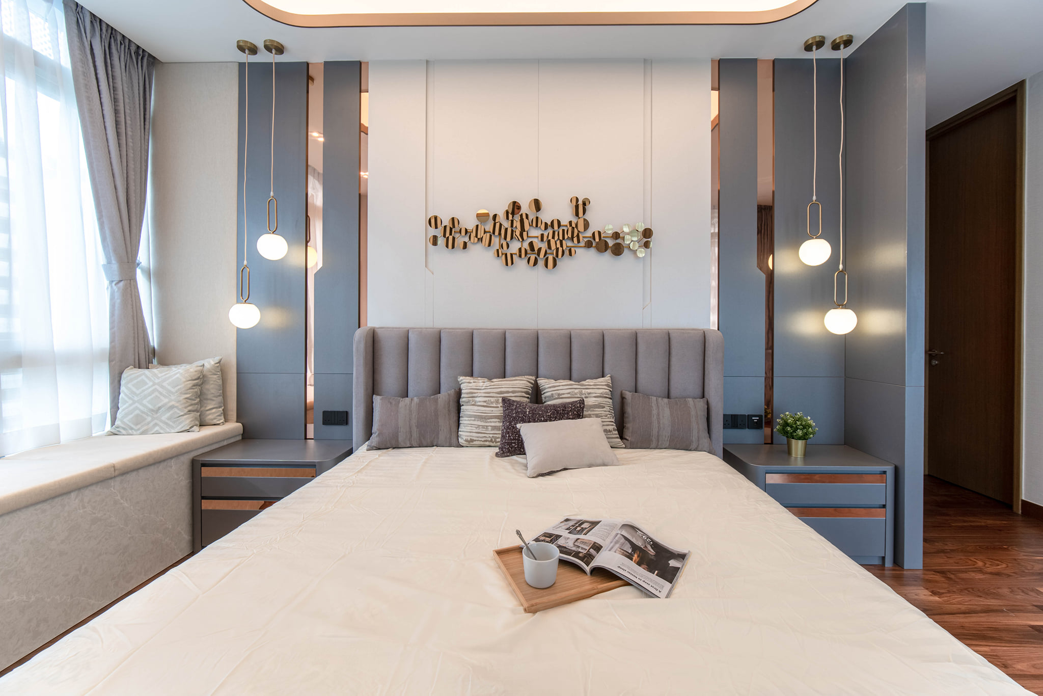 Designed by Nicky Haw+Tony Teng: Gramercy Park Condo in Singapore