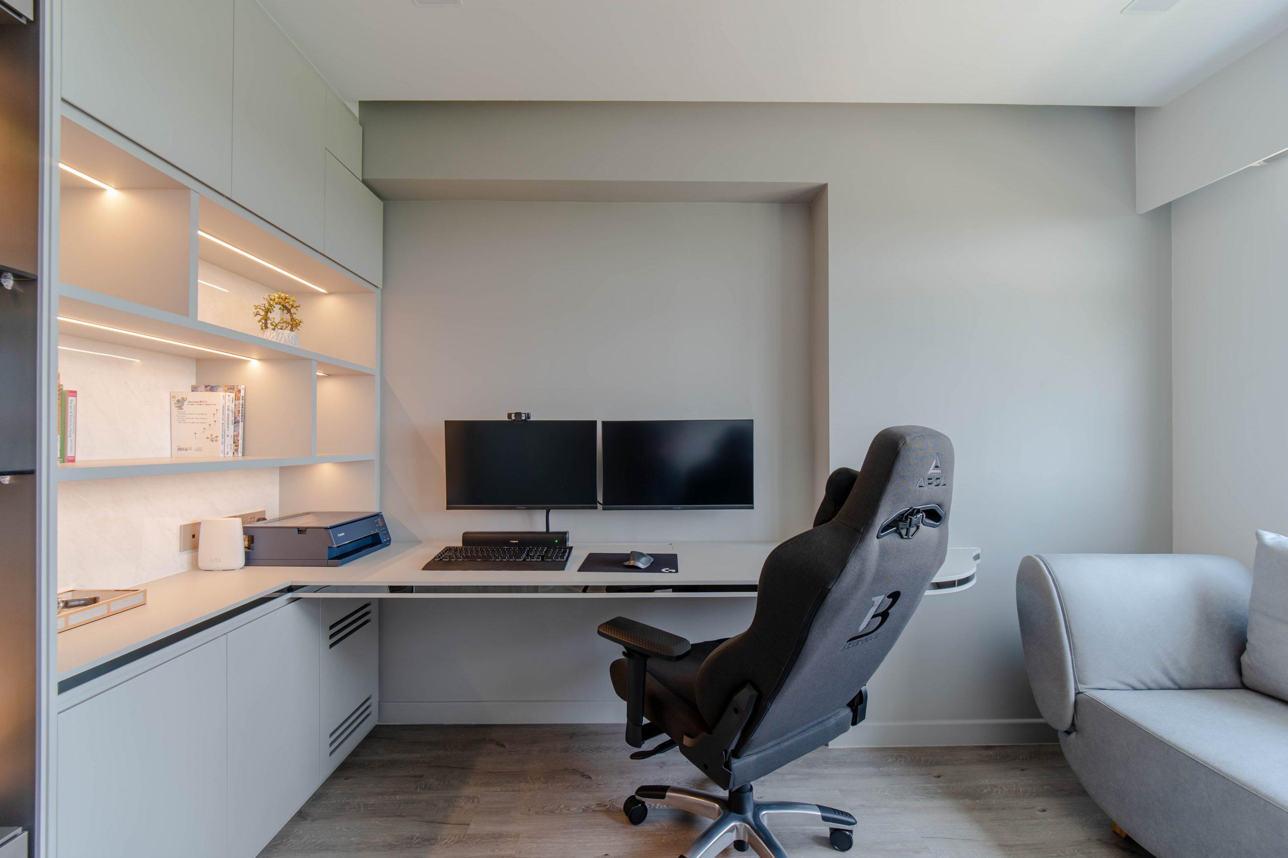 Ultimate Gamer's Room Interior Setup & Decorations