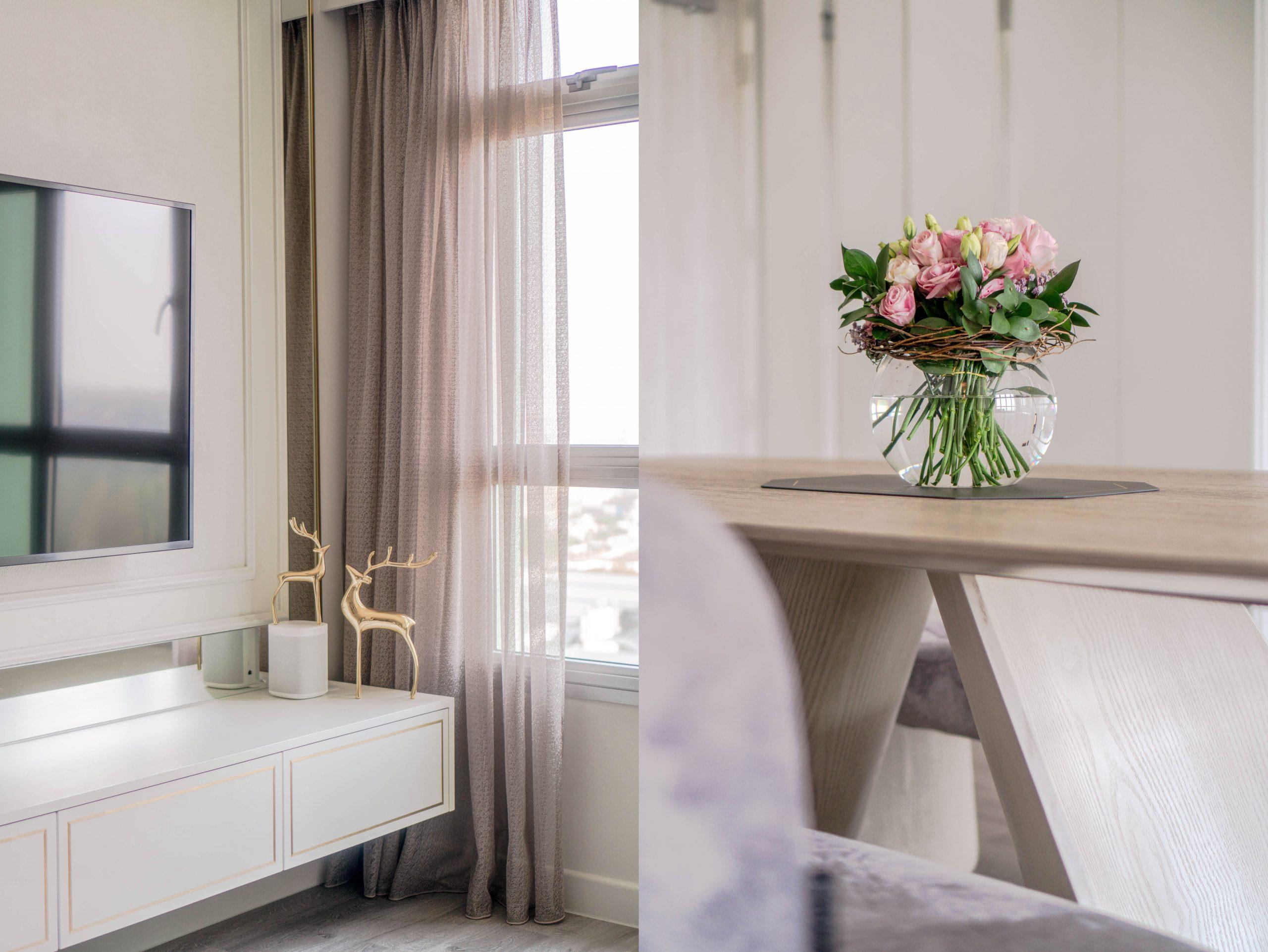 Inside an Interior Designer's Home: HDB at Waterway Banks