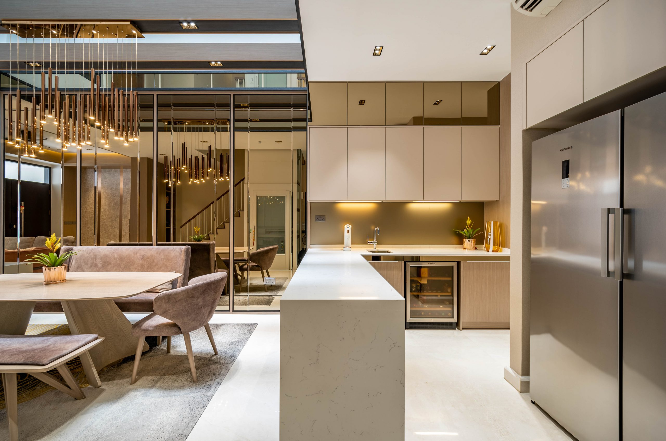 Luxus Hill Landed House: Designed by Nicky Haw+Alex Tan
