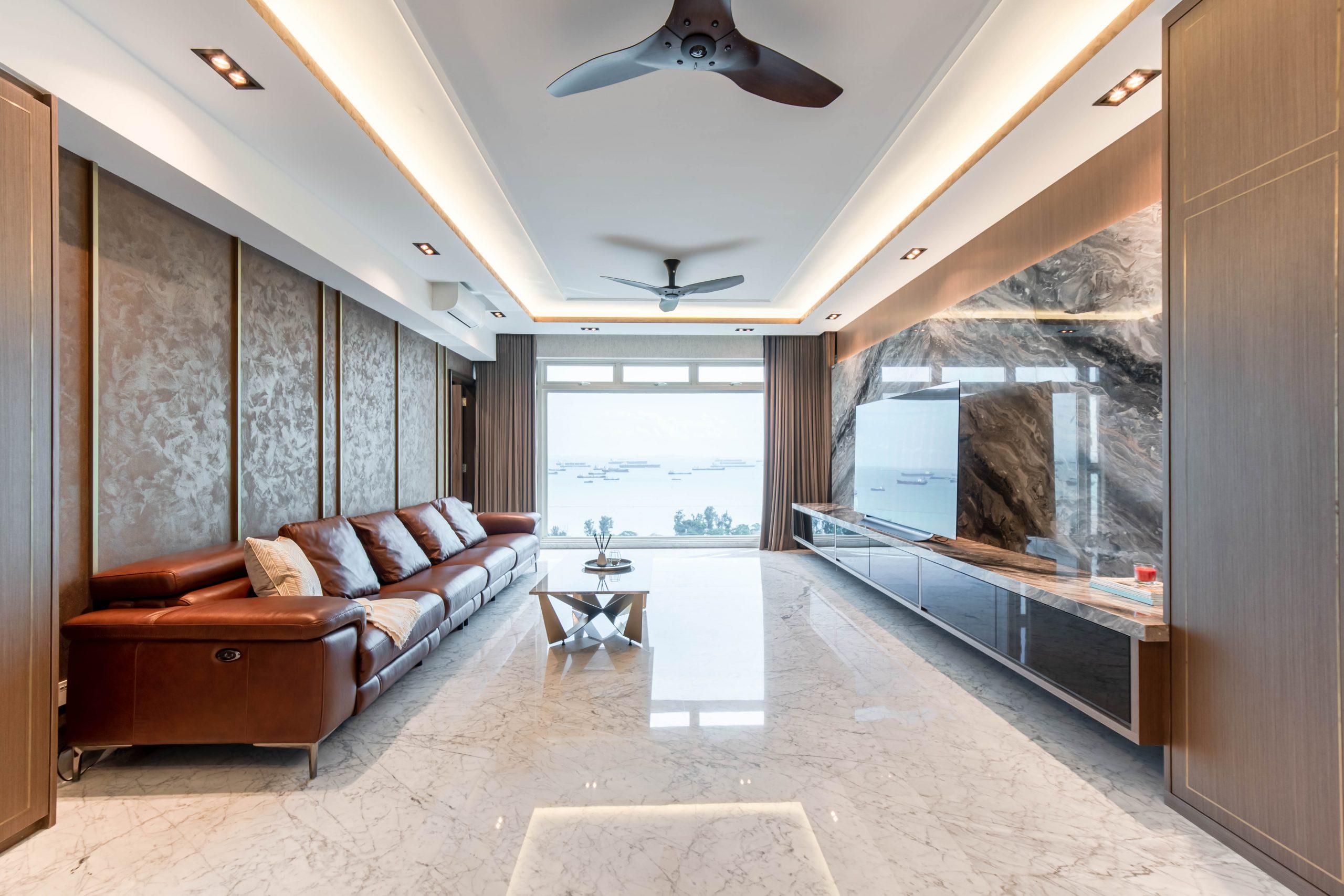 Costa Del Sol: $200k Luxury House Tour in Singapore