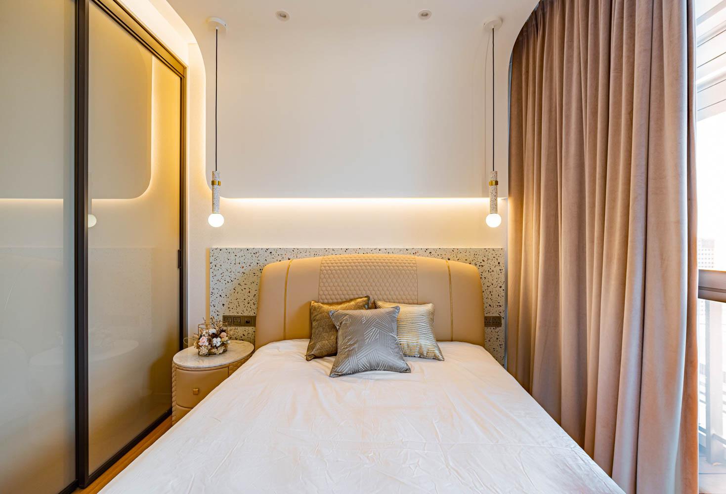 South Beach Residences Interior by Designer Yvette Hong
