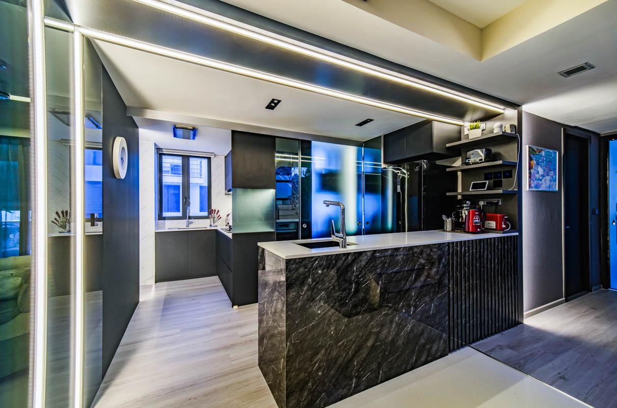 Hedges Park Condominium Designed by Alex Tan+Jacky Ho