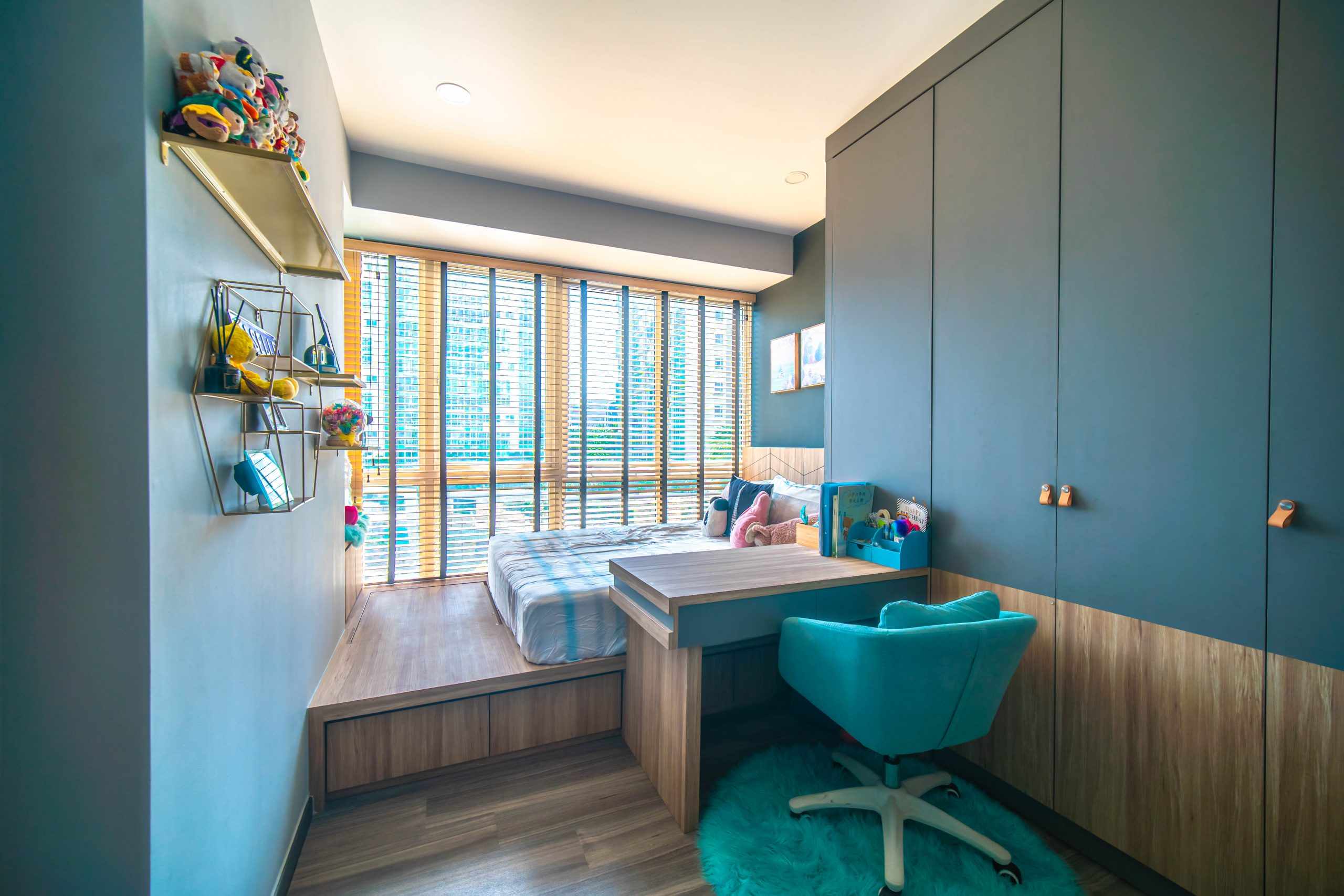 Modern Eclectic Interior Home by Designer Lynna+Cherlyn