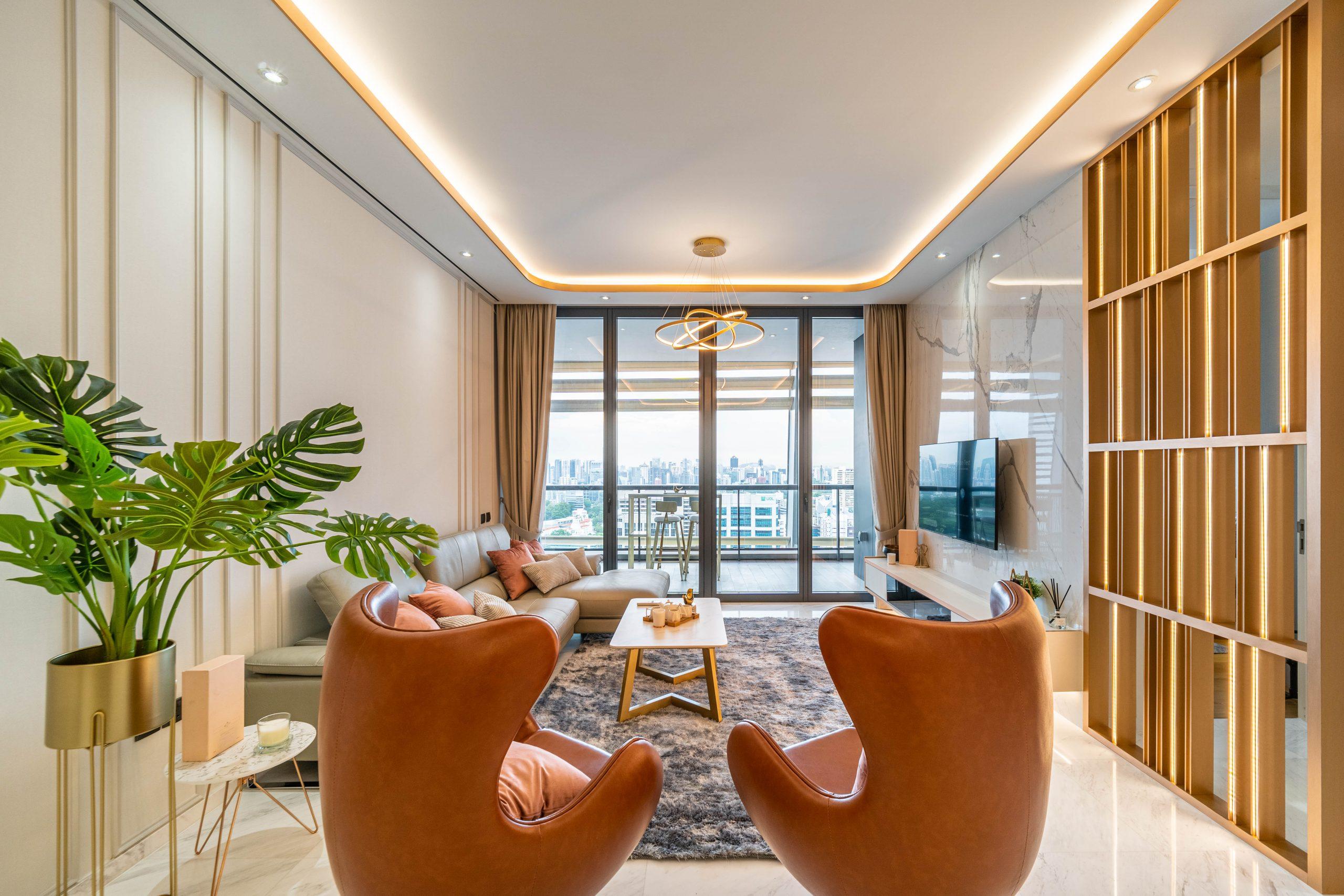 South Beach Residences Interior by Designer JJ+Pauline